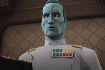 Thrawn Rebels Grysk theory