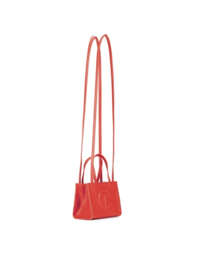 Small Red Shopping Bag