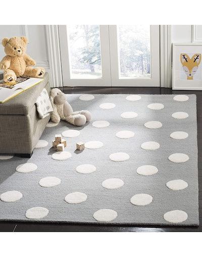 Safavieh Kids Collection Wool Area Rug