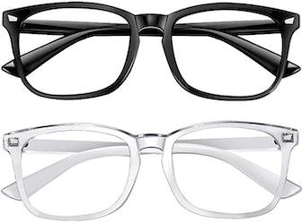 Feirdio Blue Light Blocking Glasses (2-pack)