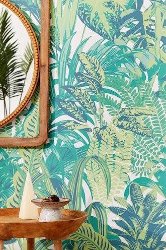 Dreamy Jungle Wallpaper