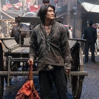 'Warrior' star Chen Tang talks Season 3, Warcraft, and high-school football