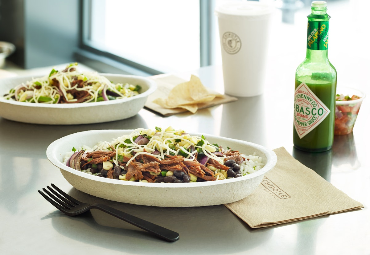 Chipotle has entered its recipe in the new TikTok tortilla trend.