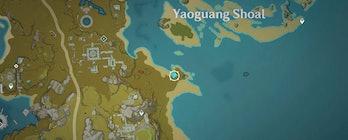 Shoal Special Treasure Genshin Impact