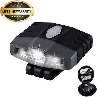 LHOTSE Rechargeable Waterproof Headlamp