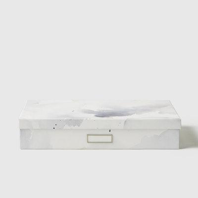 Marie Kondo Clarity Document Box