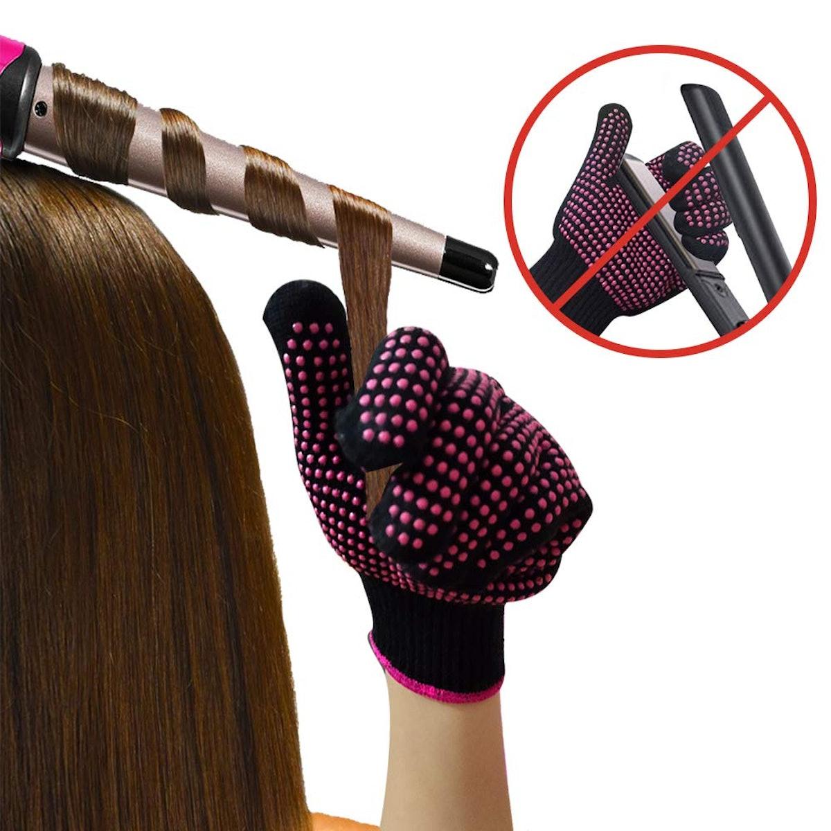 AFT90 Heat-Resistant Gloves (1 Pair)