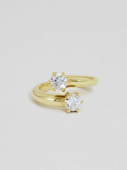 Yasmin Toi et Moi Ring
