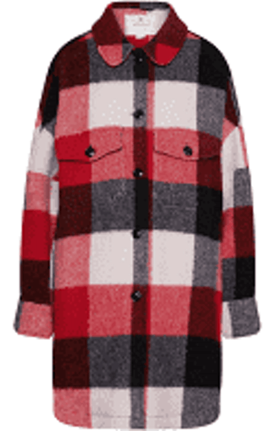 Wool Buffalo Coat