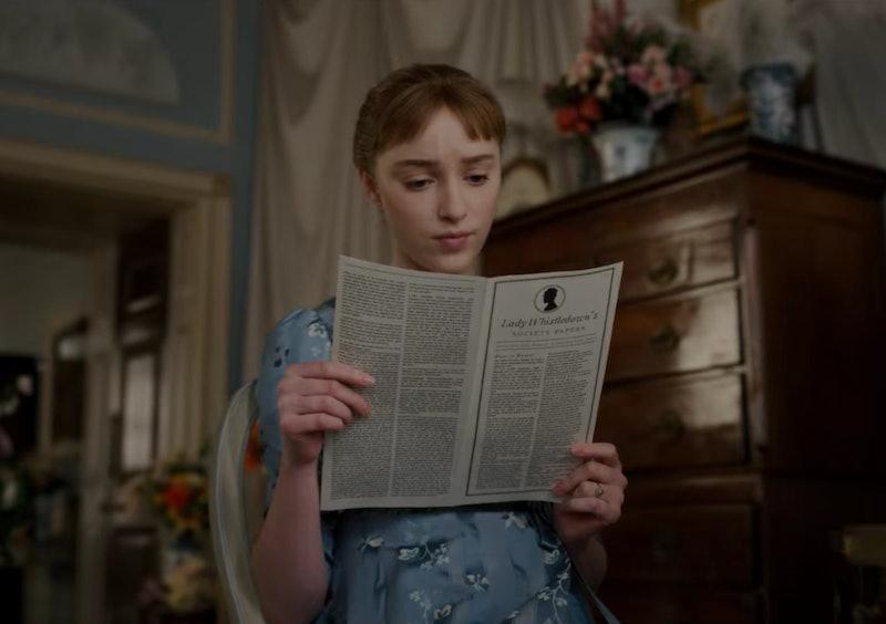 Differences Between 'Bridgerton' Show & Books. Photo via Netflix