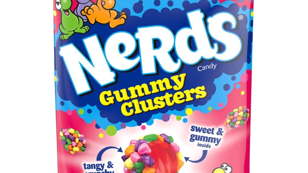 """Kylie Jenner said Nerds Gummy Clusters are """"next level."""""""