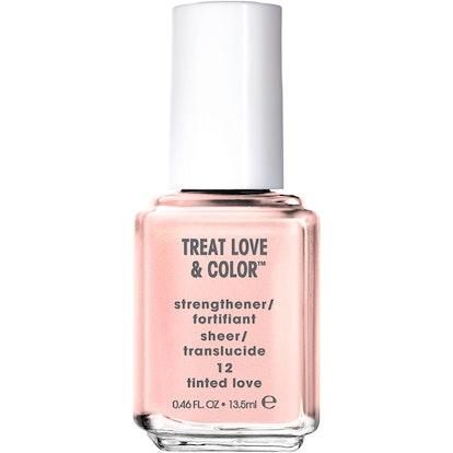 Treat Love & Color Nail Polish in Tinted Love