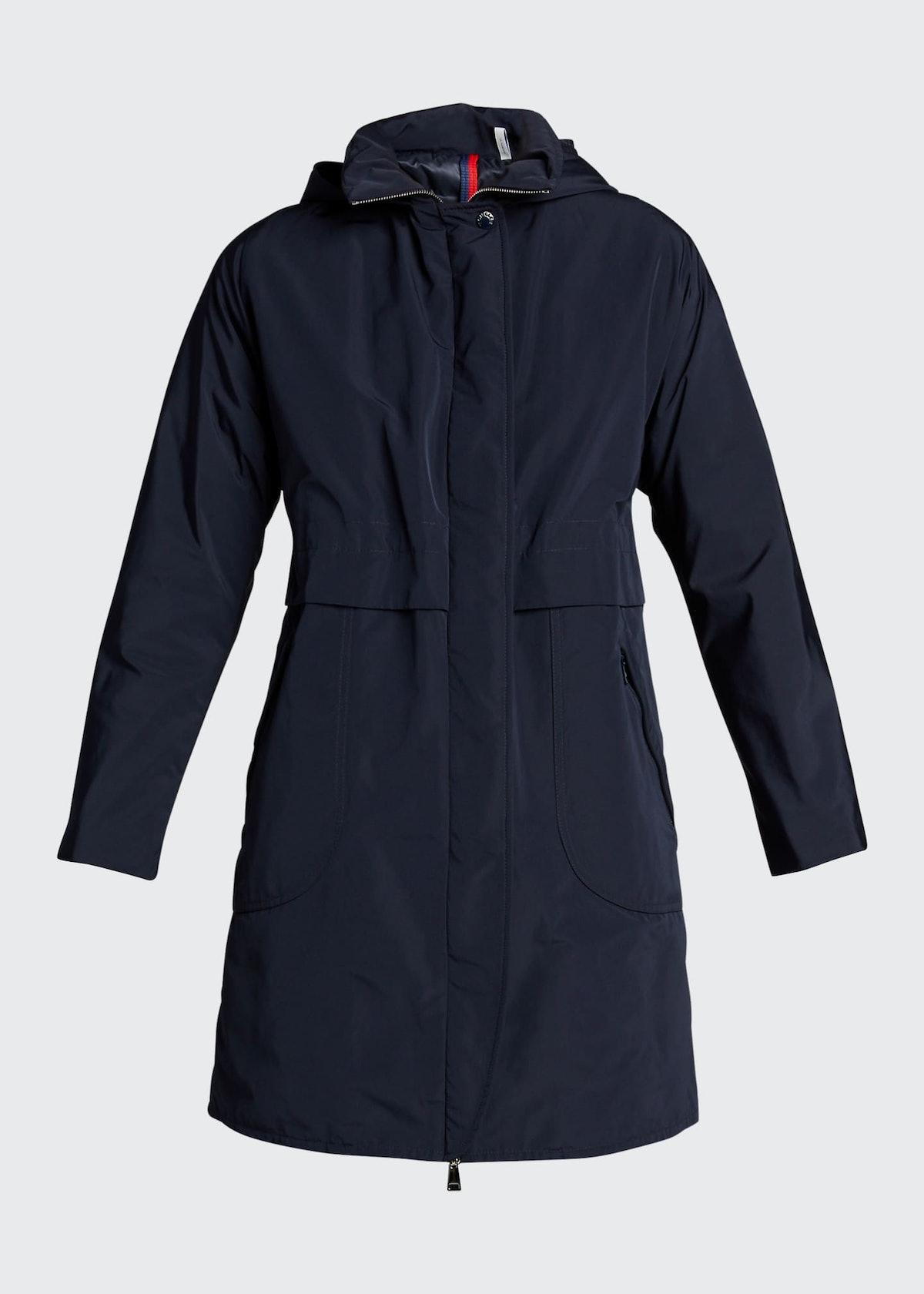 Schedar Hooded Coat