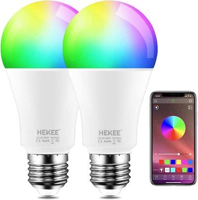 ILC Smart Light Bulbs (2-Pack)