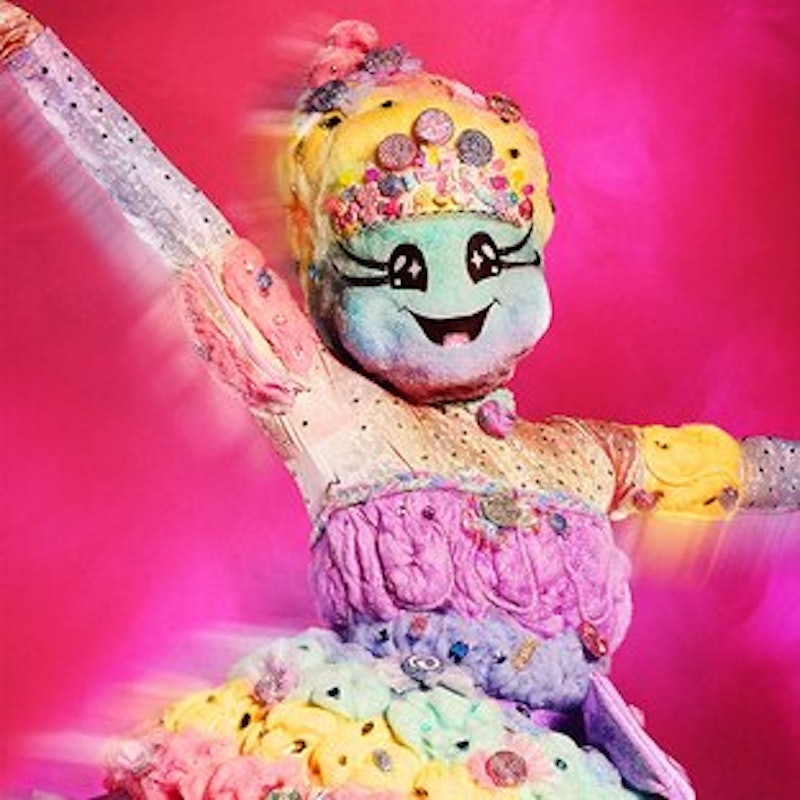 Who is the Cotton Candy on 'The Masked Dancer'? Photo via Fox