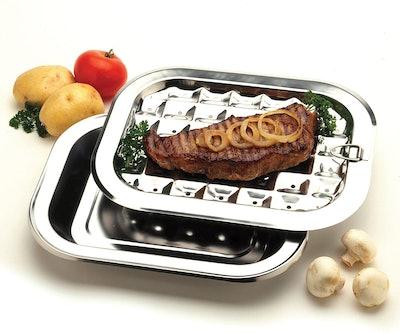 Norpro Broil/Roast Pan Set
