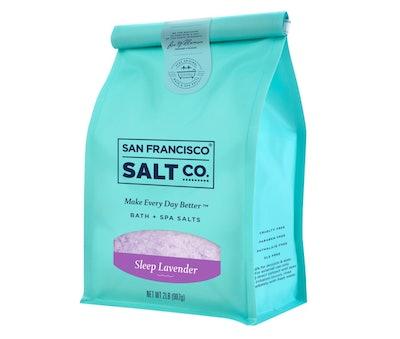 San Francisco Salt Company Sleep Lavender Bath Salts