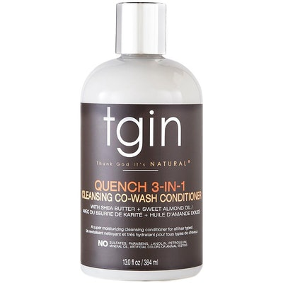 Quench 3-In-1 Cleansing Co-Wash Conditioner And Detangler