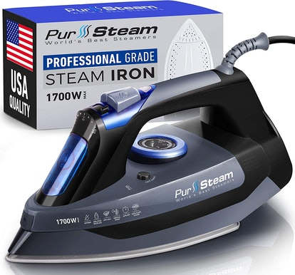 PurSteam Professional Grade Steam Iron