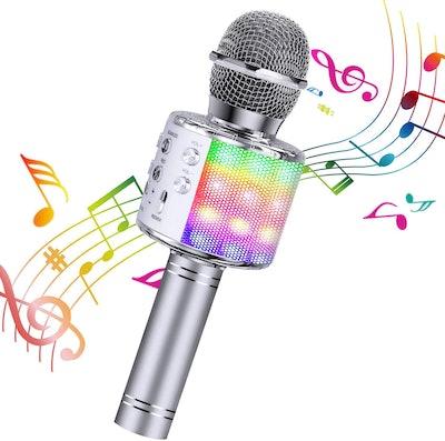 BlueFire Wireless Karaoke Microphone