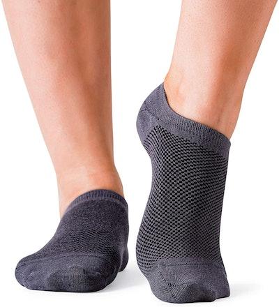 Bam&bü No-Show Bamboo Socks (3-Pack)