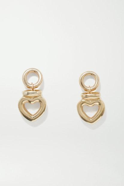 Dolce Gold-Tone Earrings