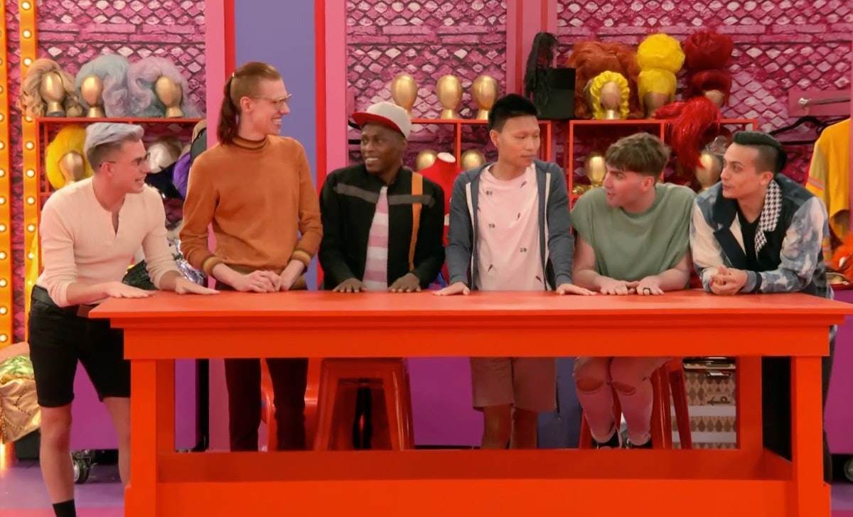 The first clip of 'RuPaul's Drag Race' Season 13, Episode 3 is very dramatic.