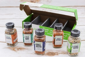 FreshJax Grilling Spices (5-Pack)