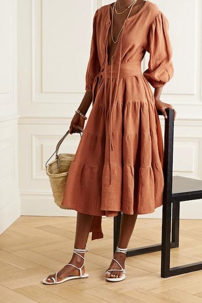Medina Midi Dress