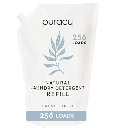 Puracy Natural Laundry Detergent Refill (64 Ounces)