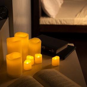 Furora LED Flameless Candles (Set of 8)