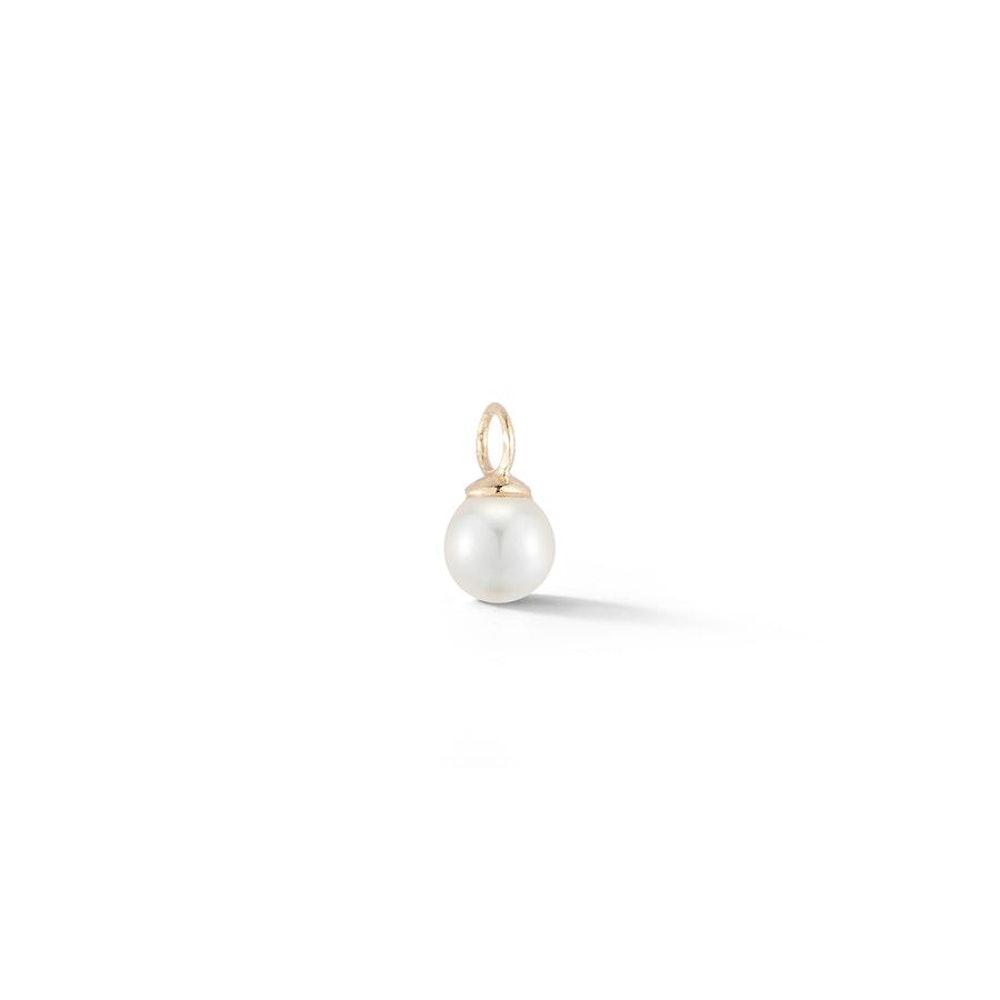6mm Pearl Charm