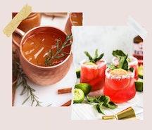 15 Kombucha Cocktails To Try