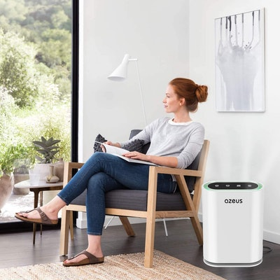 AZEUS 7-in-1 Air Purifier