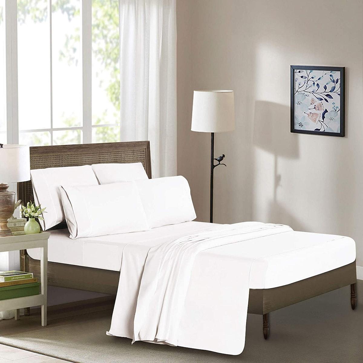 Mueller Ultratemp Queen-Size Bed Sheets