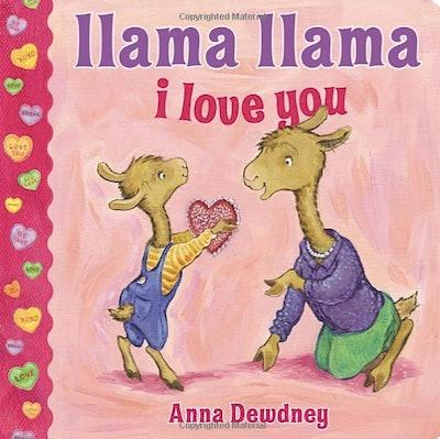 Llama, Llama I Love You