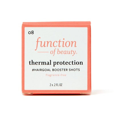 Thermal Protection #HairGoal Booster Shots with Sesame Protein