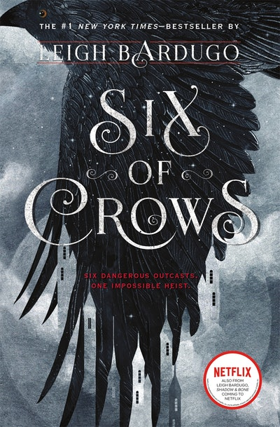 'Six of Crows' by Leigh Bardugo