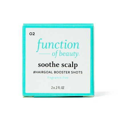 Soothe Scalp #HairGoal Booster Shots with Wood Sugar