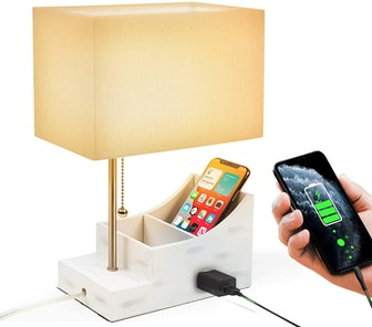 KAYBELE Multifunctional Beside Desk Lamp