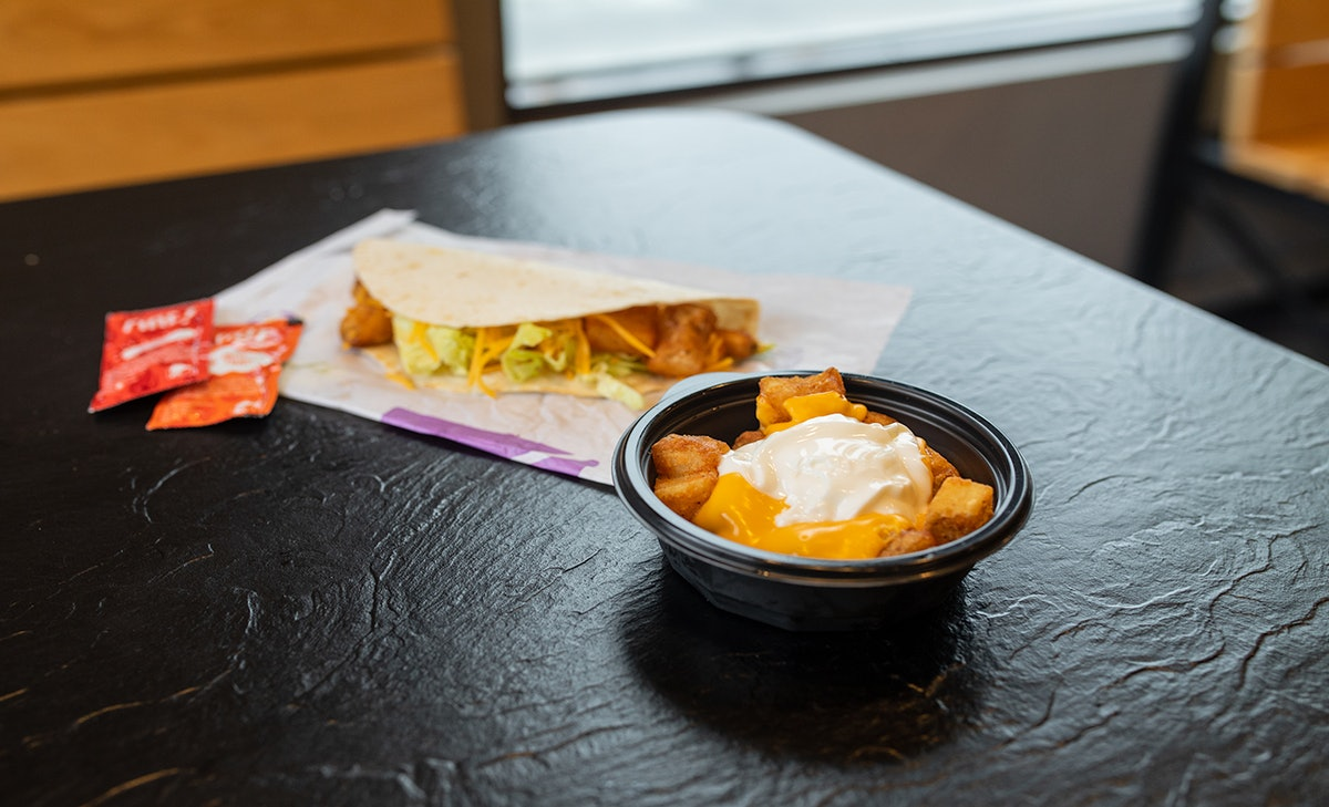 Taco Bell's Cheese Fiesta Potatoes are coming back this spring.