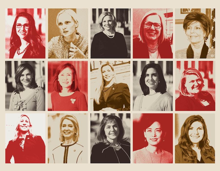 The newly elected GOP congresswomen