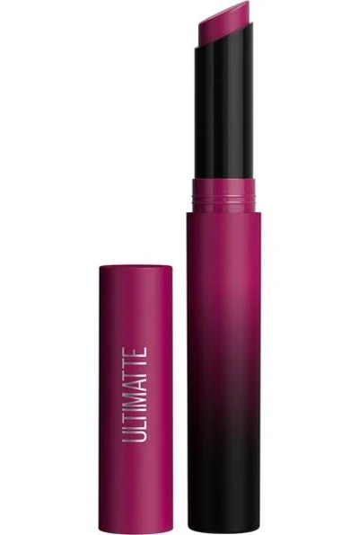 Color Sensational Ultimatte Slim Lipstick In More Berry