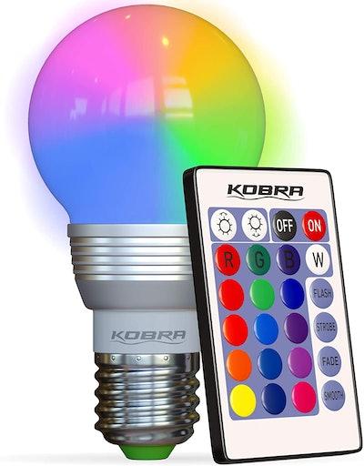 KOBRA Color Changing LED Light Bulb