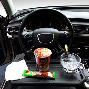 DKIIGAME Car Steering Wheel Tray Desk