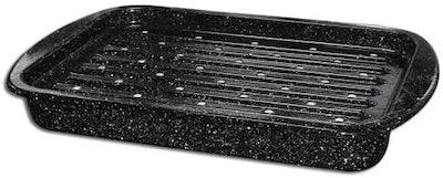 Granite Ware Roaster/Broiler Set