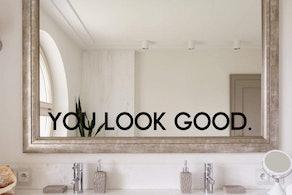Tiukiu 'You Look Good' Decal
