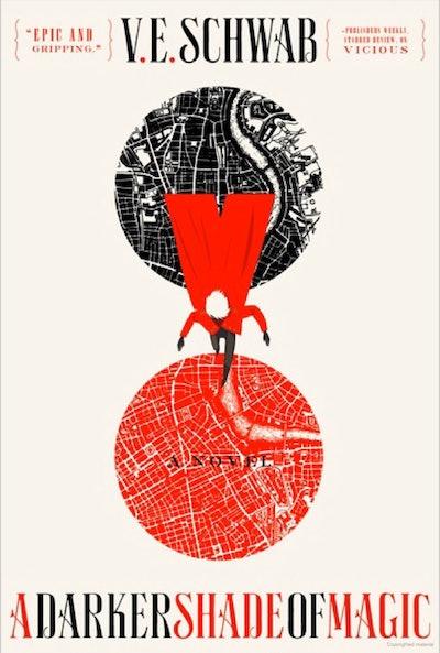 'A Darker Shade of Magic' by V.E. Schwab