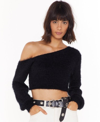 It Fluff Be Love Off The Shoulder Top