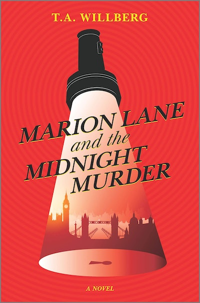 'Marion Lane and the Midnight Murder' by T.A. Willberg